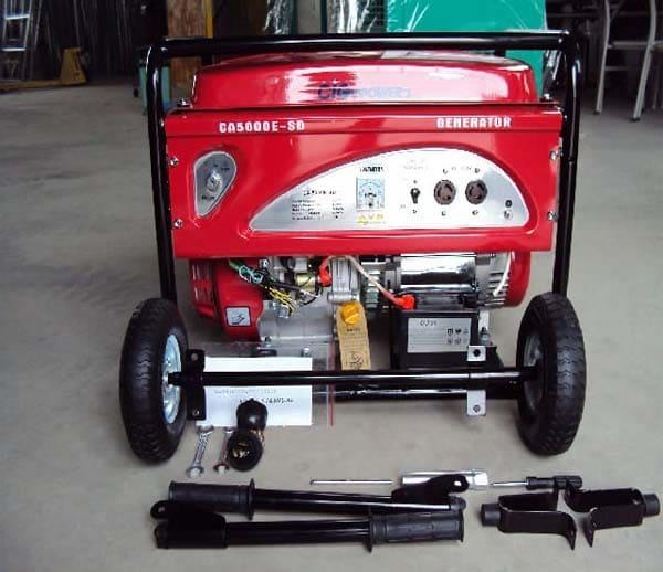 Máy Phát Điện GA5000E-SD