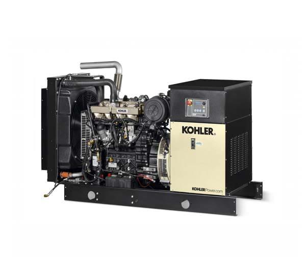 Máy phát điện KOHLER chạy bằng Gas 35KW