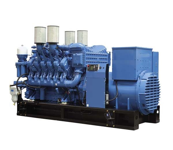 Tổ máy phát điện MTU