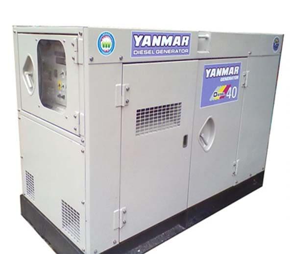 Tổ máy phát điện YANMAR
