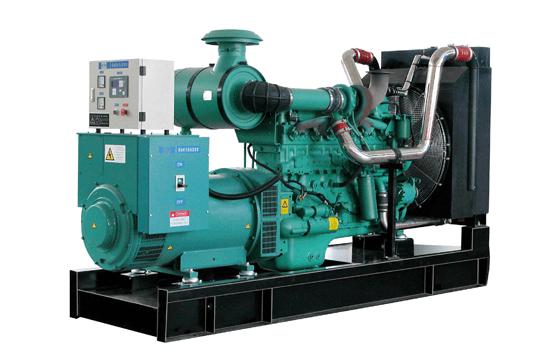 Tổ máy phát điện CIG Power động cơ Cummins 500KVA