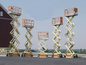 Top 5+ đơn vị cho thuê xe nâng người tại Hải Dương