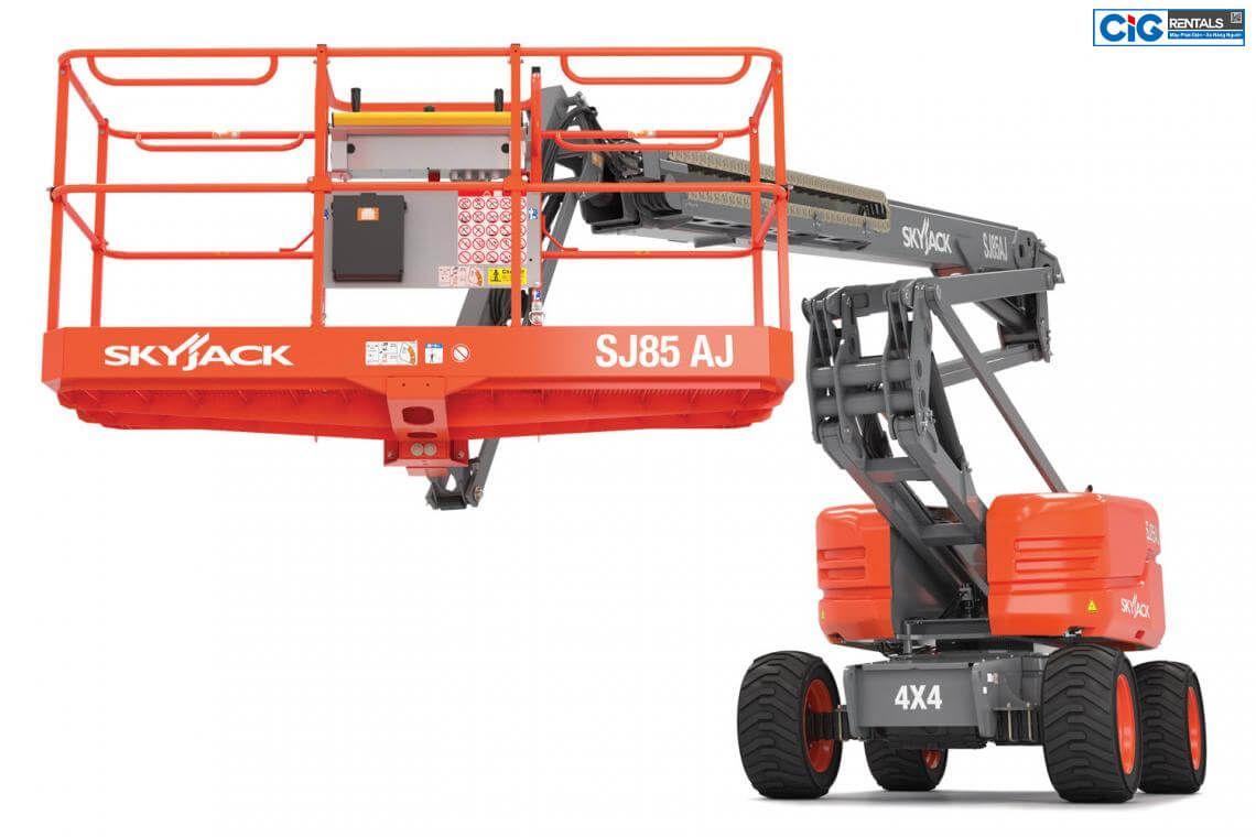 Xe thang nâng người 28m Skyjack SJ 85AJ