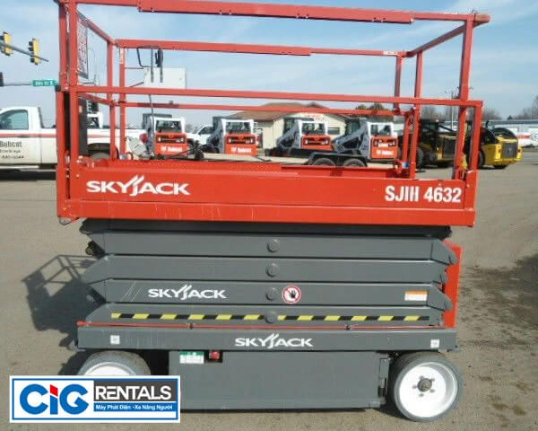 Skyjack SJIII 4632