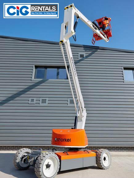 Xe nâng người bằng điện Snorkel A38E