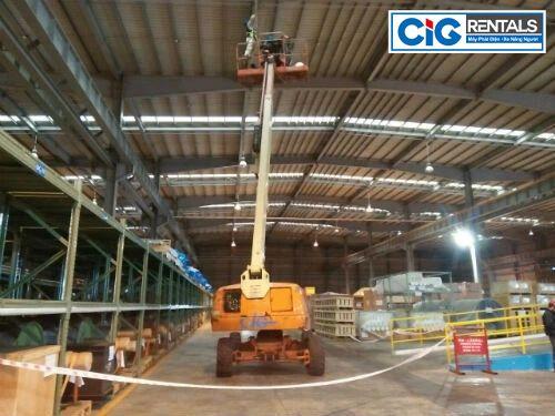 CIG Power - Dự án Formosa Hà Tĩnh