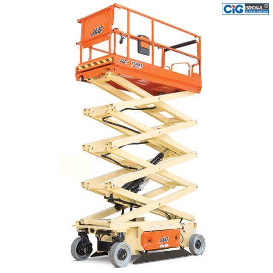 Báo giá thang nâng dạng cắt kéo