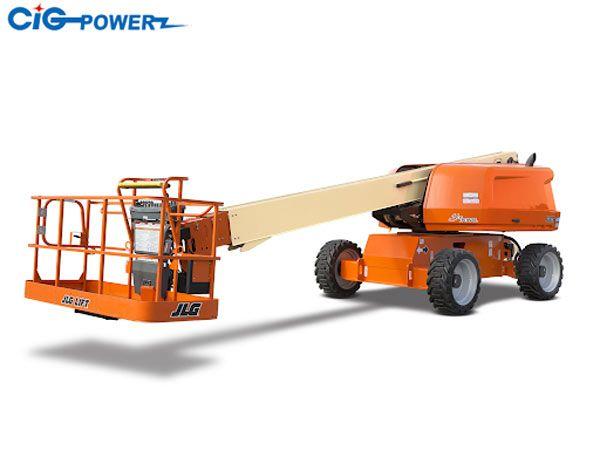 Xe nâng người dạng cần thẳng JLG 600S