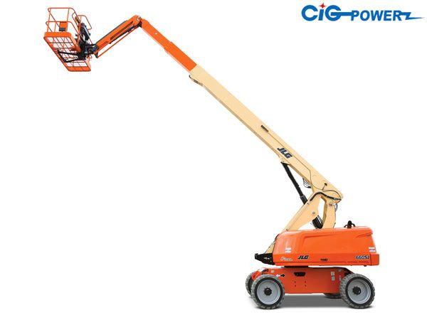 Xe nâng người dạng cần thẳng JLG 660SJ