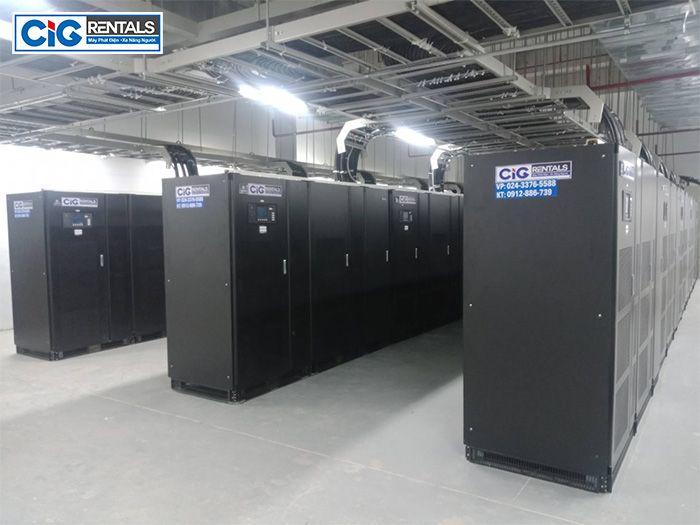 Dự án Compal: Hệ thống UPS 7500 KVA